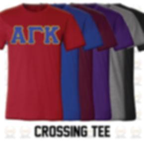 Crossing Shirt