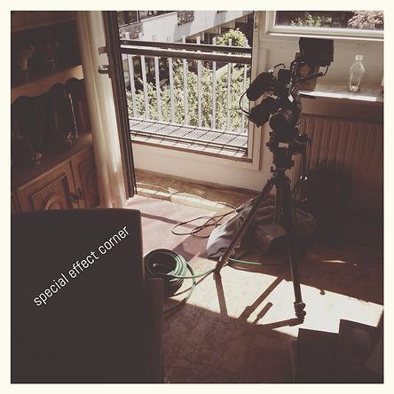 Filter Film - Filming on location in copenhagen