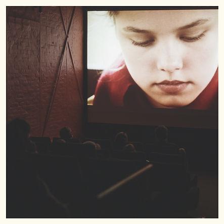Filter Film - Picture from a Filter Film screening in Husets Biograf in Copenhagen