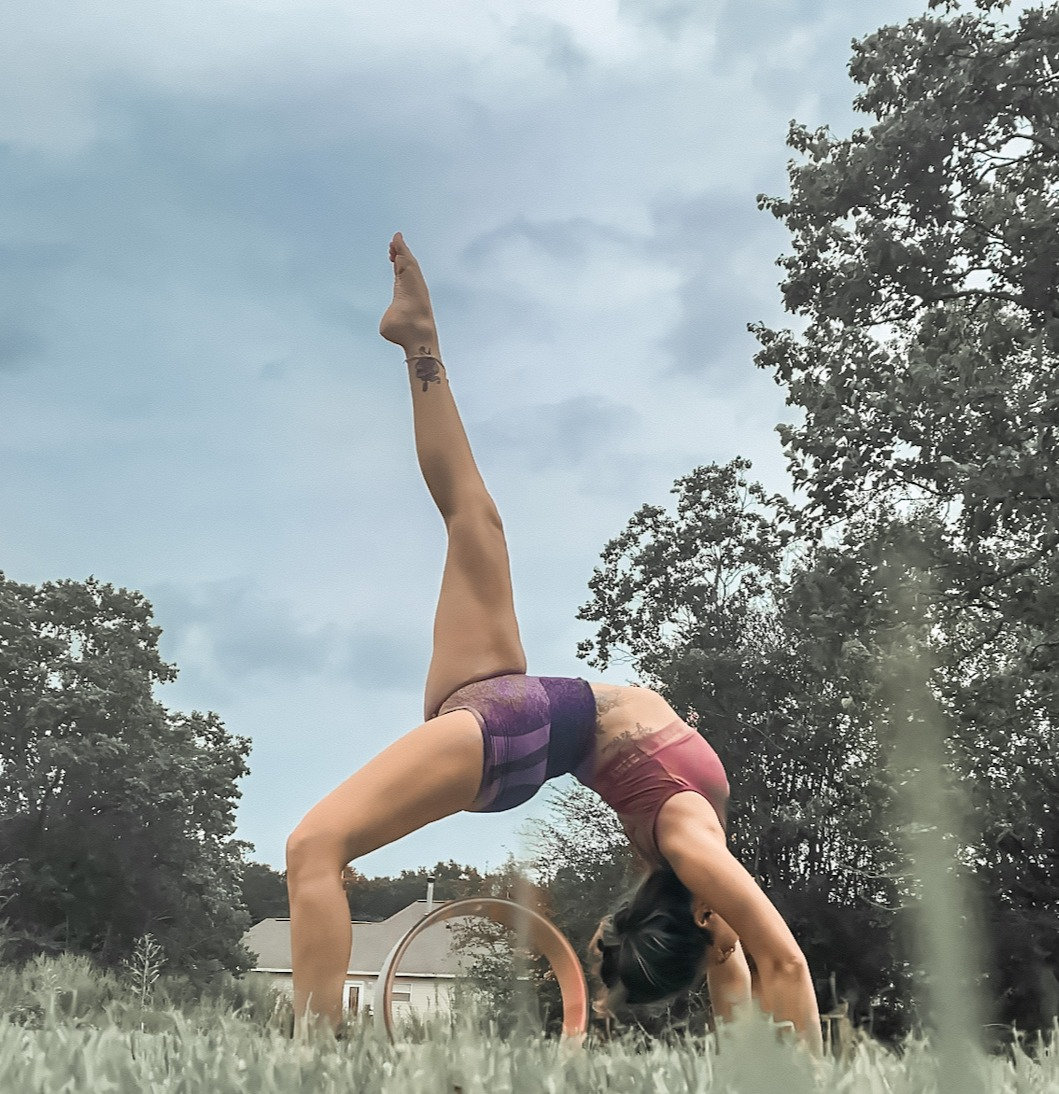 Outdoor Private Yoga Class