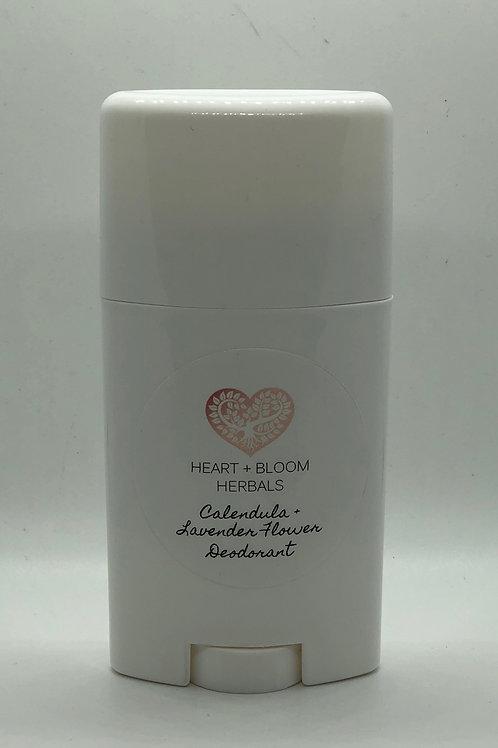 Calendula + Lavender Deodorant