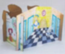 Brinquedo Alice no País das Maravilhas