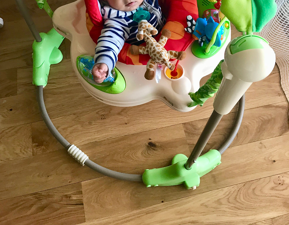 Baby Fisher Price Jumperoo
