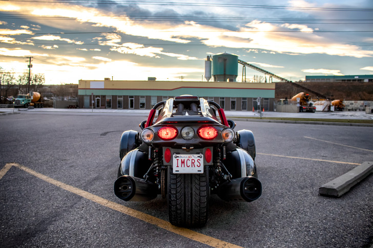 Campagna T-Rex - The Coolest 3-Wheeler Around