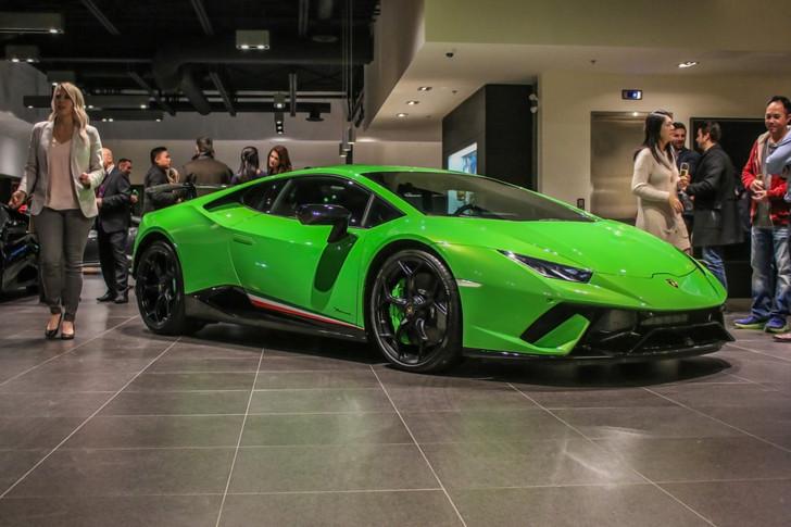 Lamborghini Calgary Reveal