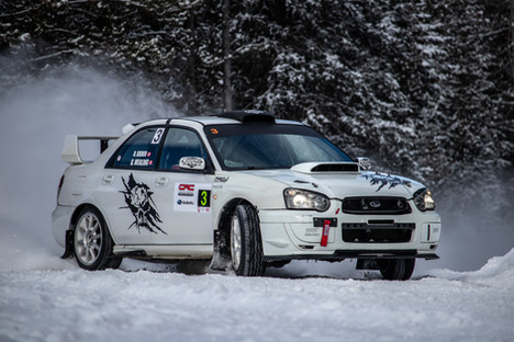 COCHRANE WINTER RALLY