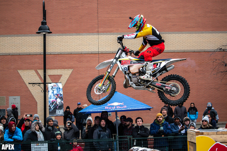 Red Bull Outliers - Motocross Madness Downtown Calgary