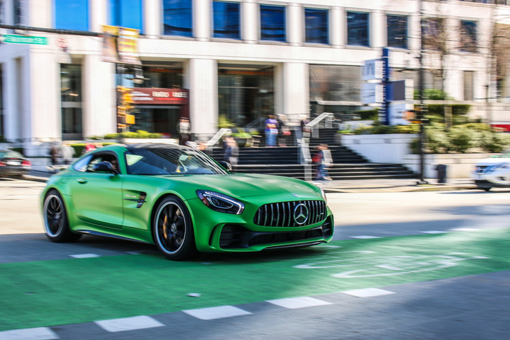 Vancouver Auto Show // In Pictures