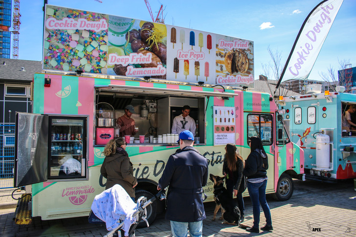 YYC Food Truck Frenzy - The Car Meet For Foodies
