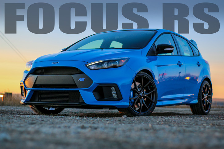 Ford - Focus RS