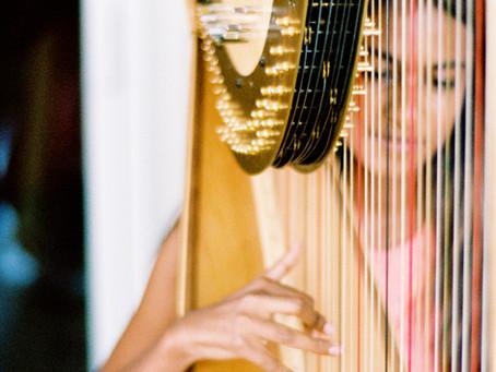 Harpist?....check!