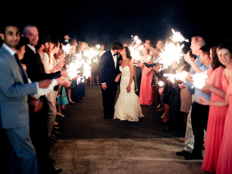 This entire group nailed the Sparkler Shot!