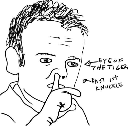 Nose Picker
