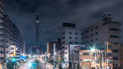 Tokyo Trip | Skytree