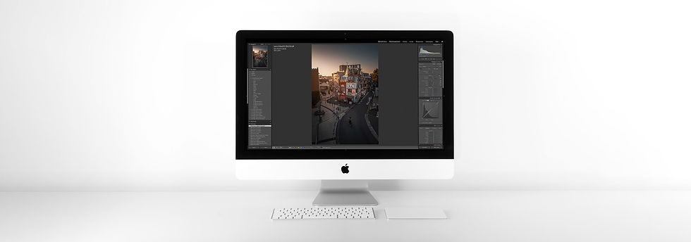 Online photography lesson workshop