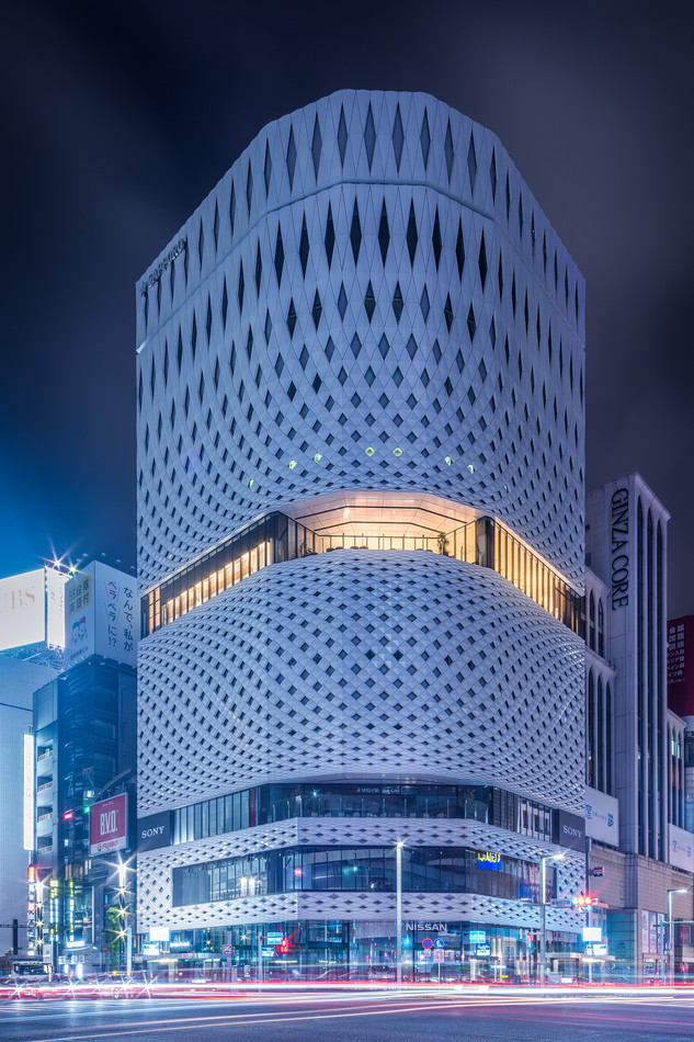 Ginza building