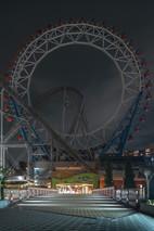 Suidobashi ferris wheel