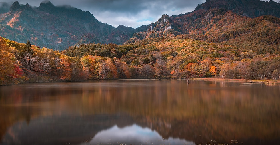 Photography Workshop Japan in fall 2021