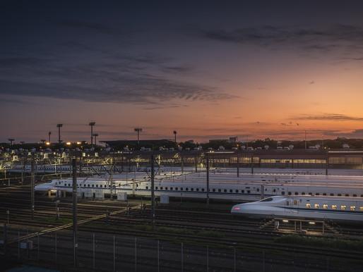 Tokyo Shinkansen terminal