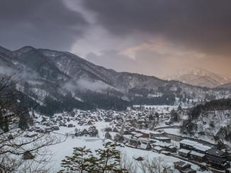 Shirakawago Village