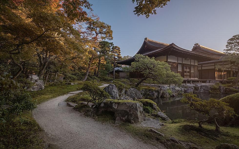 Voyage photo japon automne
