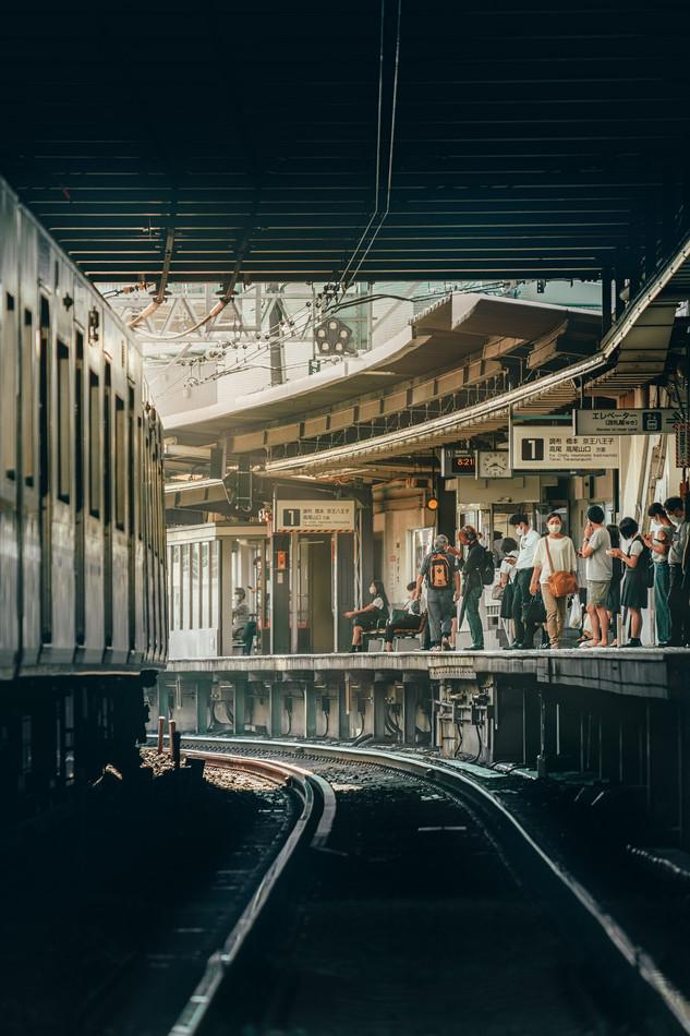 Shimotakaido Station
