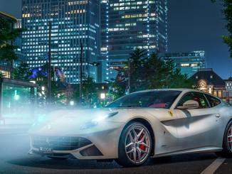 Tokyo & Ferrari