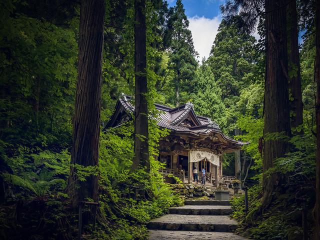 Sanctuaire Towada
