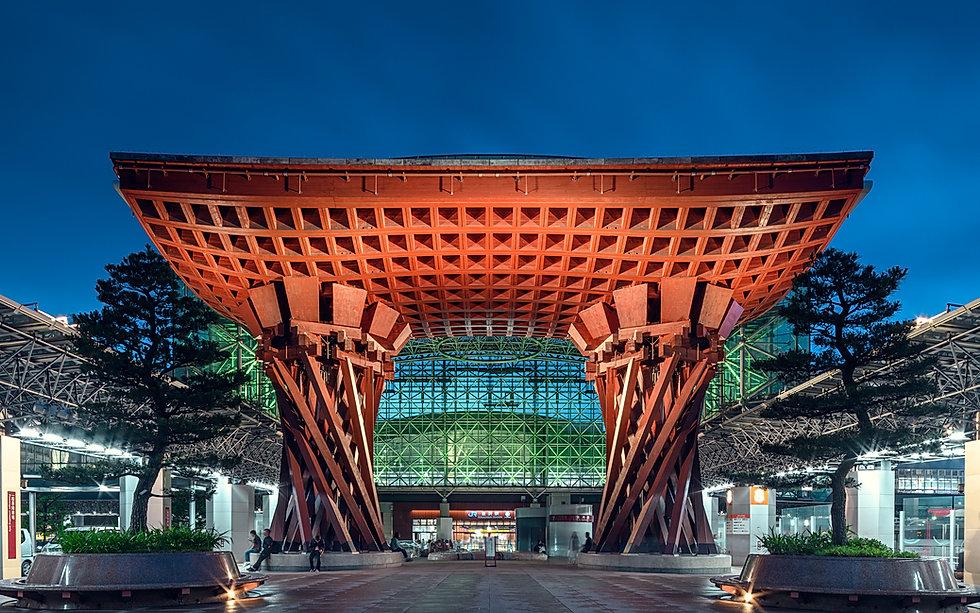 Kanazawa Station-Nicolas Wauters Japan P