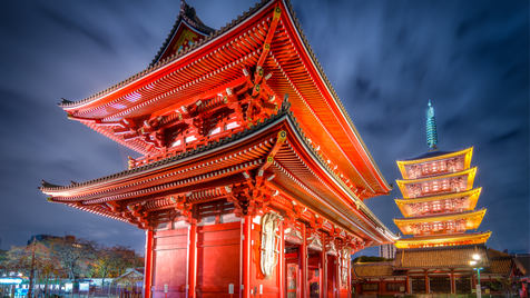 Tokyo Trip | Senso-ji