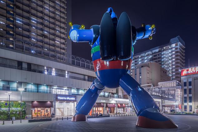 Gigantor or Tetsujin 28 gō