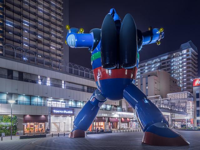 Gigantor ou Tetsujin 28 gō