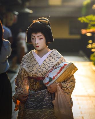 Geisha des ruelles de Kyoto