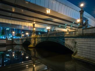 Le pont de Nihonbashi