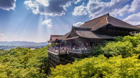 Tokyo Trip | Kiyomizu Dera