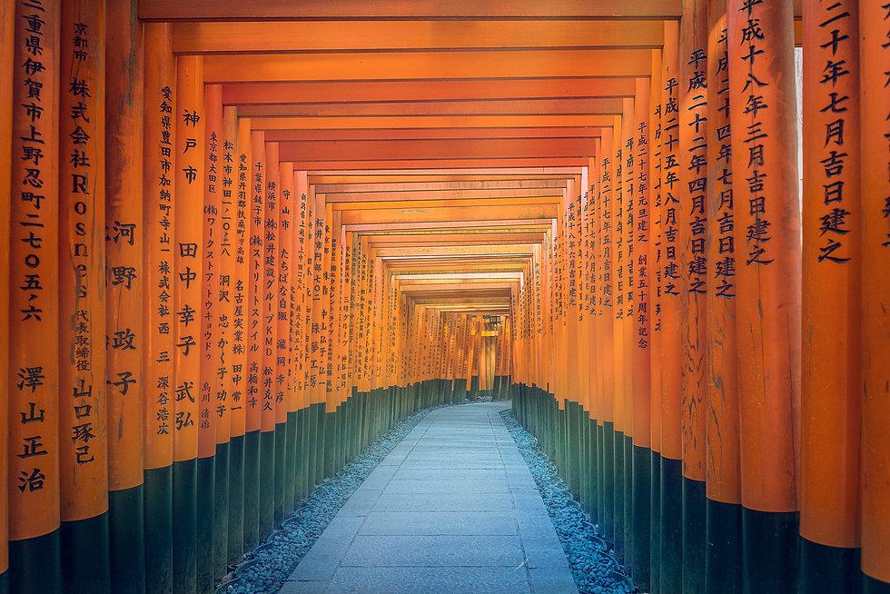 Kyoto Fushimi-Inari-Nicolas Wauters Japa