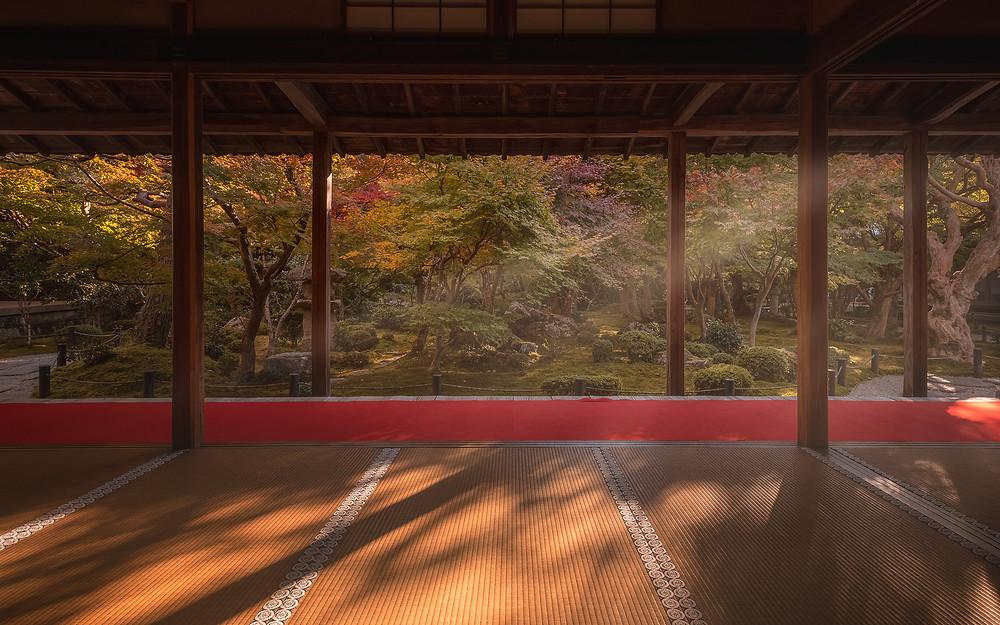 Enko-ji temple Kyoto