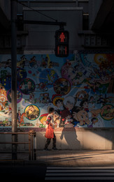 Takadanobaba light