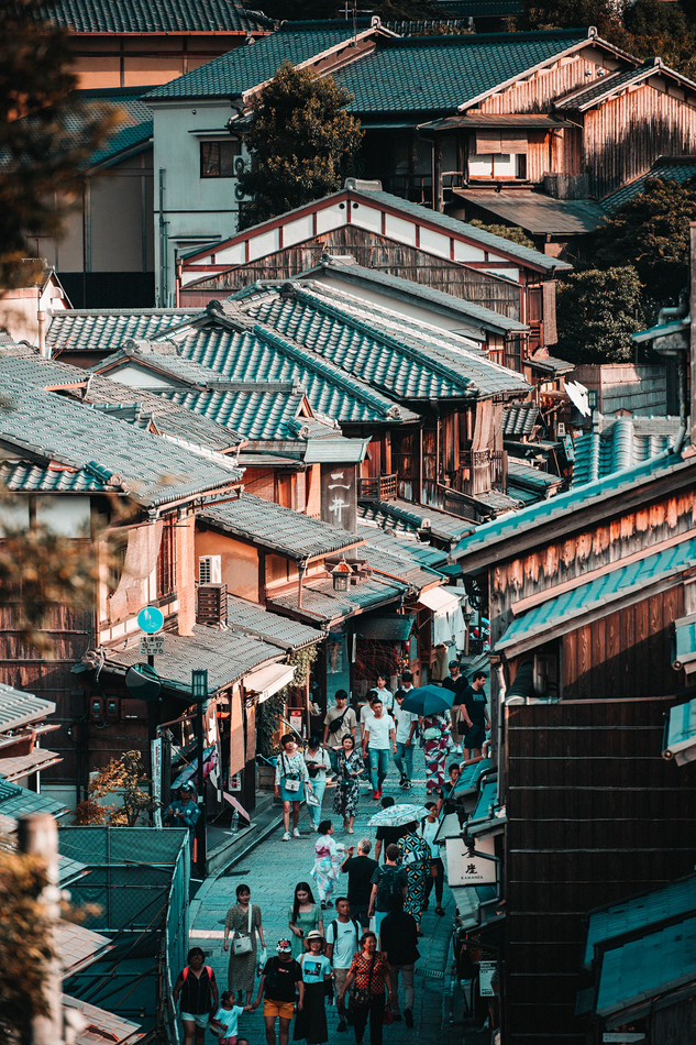 Kyoto Gion area