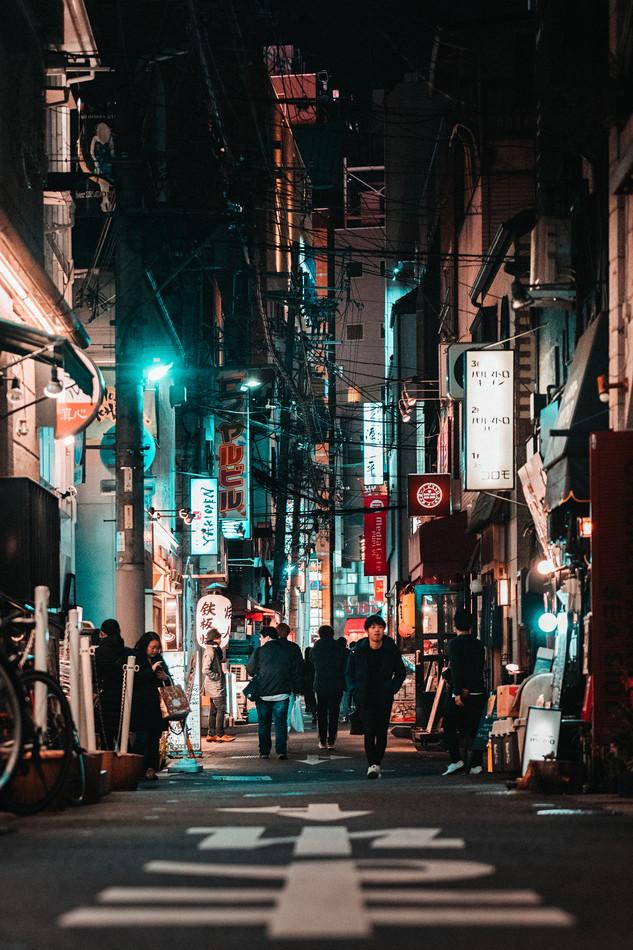 Kobe streets