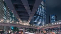 Tokyo Trip | Shiodome