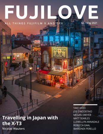 Mai 2021 Fuji Love Magazine
