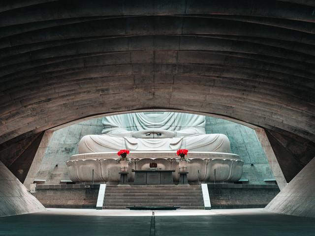 Le Bouddha de Sapporo