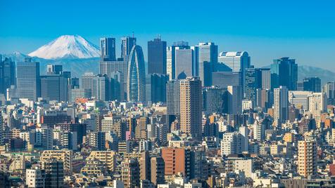 Tokyo Trip | Tokyo & Fuji San