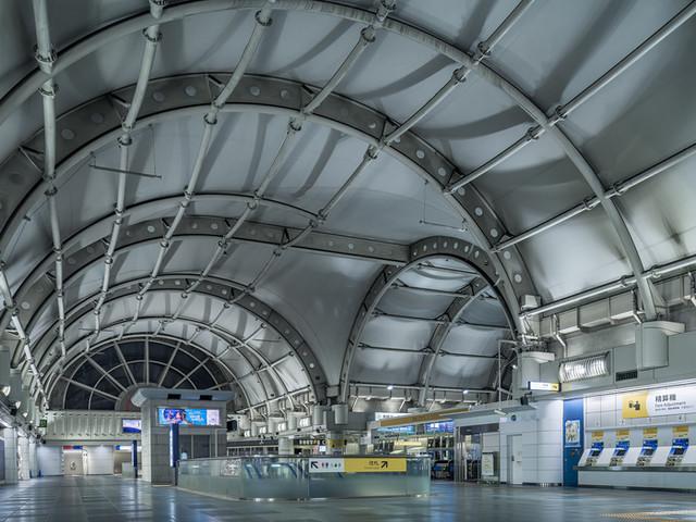 Station de métro de Tokyo