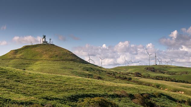 Parc éolien d'Hokkaido