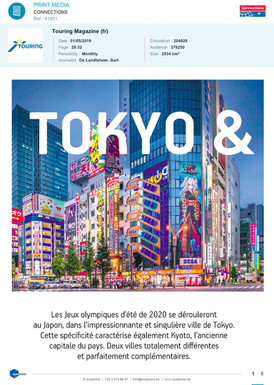 Mai 2019 Touring Magazine