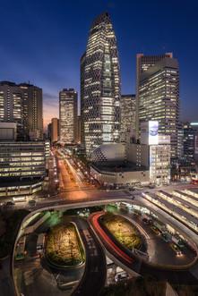 Shinjuku Cocoon Tower