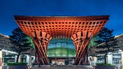 Tokyo Trip | Kanazawa Station