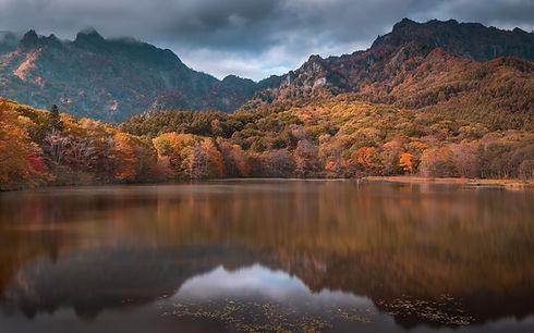Kagami Ike Pond